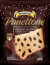 Panettone Gotas Chocolate