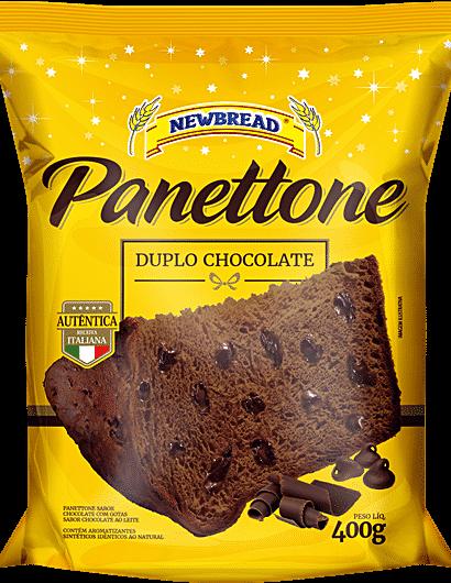 Panettone NewBread DuploChocolate